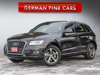 Used 2014 Audi Q5 *3.0 TECHNIK, NAVIGATION, BACK UP CAM, 71,000 KM* for sale in Bolton, ON