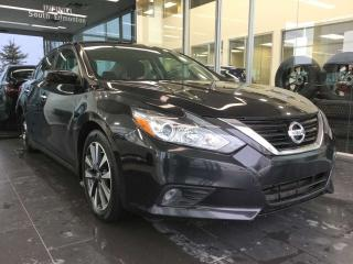 Used 2016 Nissan Altima 2.5, HEATED SEATS, REAR VIEW CAMERA, SUNROOF for sale in Edmonton, AB