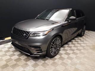 Used 2018 Land Rover RANGE ROVER VELAR First Edition - Certified Pre-Owned Warranty until December 3, 2023 or 160,000 KM with Certified rates from 3.9% for sale in Edmonton, AB
