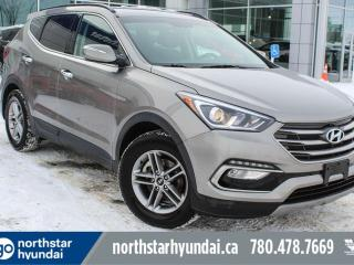 Used 2018 Hyundai Santa Fe Sport PREM/AWD/BACKUPCAM/HEATEDSEATS for sale in Edmonton, AB