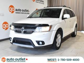 Used 2012 Dodge Journey SXT; 3rd Row, Sunroof, Factory Remote Start for sale in Edmonton, AB