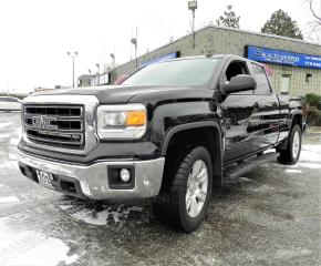 Used 2015 GMC Sierra SLE 1500 4x4 Double Cab for sale in Windsor, ON
