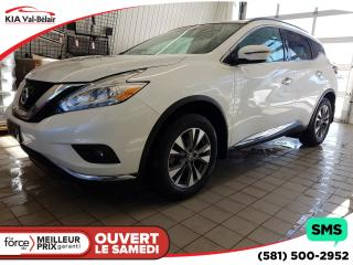 Used 2017 Nissan Murano Sv Gps Cruise for sale in Québec, QC