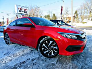 Used 2017 Honda Civic LX COUPE APPLE CARPLAY CAM RECUL for sale in Repentigny, QC