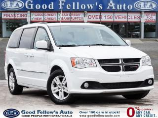 Used 2017 Dodge Grand Caravan REARVIEW CAMERA, LEATHER SEATS for sale in Toronto, ON