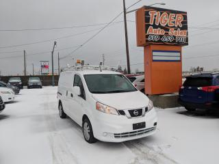 Used 2018 Nissan NV200 SV***ONLY 16,000 KMS***AUTO**4 CYLINDER**CARGO VAN for sale in London, ON