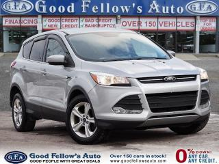 Used 2015 Ford Escape SE MODEL, REARVIEW CAMERA, HEATED SEATS, 2.0L ECO for sale in Toronto, ON