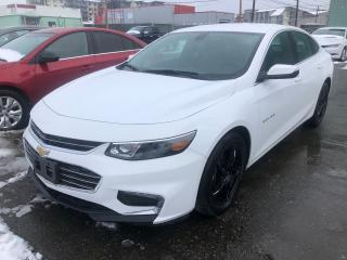 Used 2017 Chevrolet Malibu LT for sale in Campbell River, BC