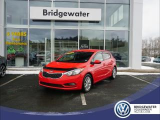 Used 2016 Kia Forte LX+ - Hatchback - AMAZING Price - Low low KMs for sale in Hebbville, NS