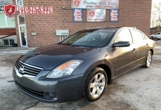 Used 2009 Nissan Altima 2.5/CERTIFIED/WARRANTY INCLUDED for sale in Cambridge, ON