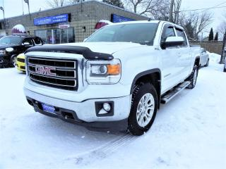 Used 2014 GMC Sierra SLE Z71 4X4 CREW CAB for sale in Windsor, ON