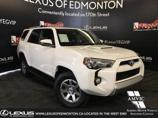 Used 2016 Toyota 4Runner SR5 for sale in Edmonton, AB