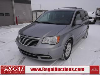 Used 2015 Chrysler Town & Country Touring 4D Wagon 7PASS 3.6L for sale in Calgary, AB