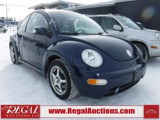 Used 2005 Volkswagen New Beetle GLS 2D Coupe for sale in Calgary, AB