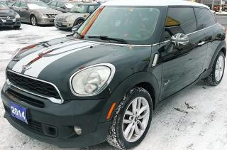 Used 2014 MINI Cooper Paceman S for sale in Hamilton, ON