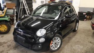 Used 2013 Fiat 500 Sport for sale in Etobicoke, ON