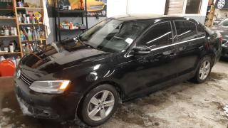 Used 2014 Volkswagen Jetta TDI COMFORTLINE for sale in Etobicoke, ON