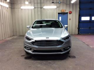 Used 2017 Ford Fusion Titanium for sale in Ottawa, ON