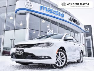 Used 2015 Chrysler 200 S, FINANCE AVAILABLE, NO ACCIDENTS for sale in Mississauga, ON