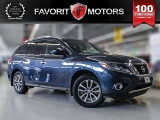 Used 2016 Nissan Pathfinder ALLOYS | HEATED SEATS | PARK SENSORS | REAR AC for sale in North York, ON