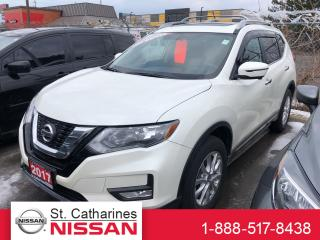 Used 2017 Nissan Rogue SV AWD LOCAL TRADE !! for sale in St. Catharines, ON