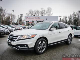 Used 2014 Honda Accord Crosstour EX-L w/Navi ,  Factory Warranty Until 2021 for sale in Port Moody, BC