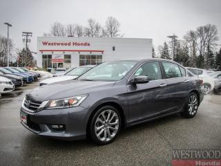 Used 2014 Honda Accord Sport , Factory Warranty Until 2021 for sale in Port Moody, BC