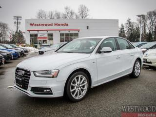 Used 2015 Audi A4 2.0T Progressiv (Tiptronic) for sale in Port Moody, BC