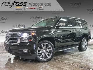 Used 2016 Chevrolet Tahoe LTZ NAV, SUNROOF, DVD for sale in Woodbridge, ON