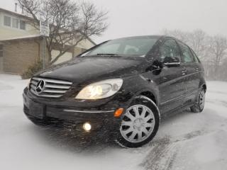 Used 2008 Mercedes-Benz B-Class 4dr HB for sale in Mississauga, ON
