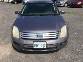Used 2006 Ford Fusion 4dr Sdn 2.3 I4 SE for sale in Mississauga, ON