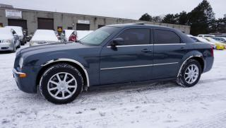 Used 2008 Chrysler 300 LIMITED AWD CERTIFIED 2YR WARRANTY HEATED LEATHER BLUETOOTH ALLOYS for sale in Milton, ON