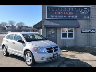 Used 2008 Dodge Caliber SXT for sale in Kingston, ON