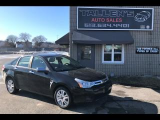 Used 2008 Ford Focus SE for sale in Kingston, ON