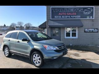Used 2010 Honda CR-V EX for sale in Kingston, ON