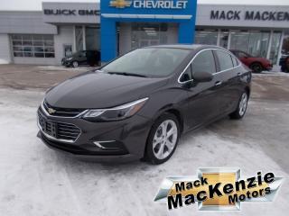 Used 2017 Chevrolet Cruze Premier for sale in Renfrew, ON