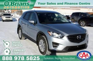 Used 2016 Mazda CX-5 GX w/Command Start for sale in Saskatoon, SK