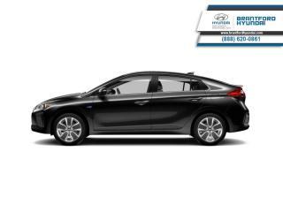 New 2019 Hyundai Ioniq Hybrid Luxury Hatchback  - Leather Seats - $174.97 B/W for sale in Brantford, ON
