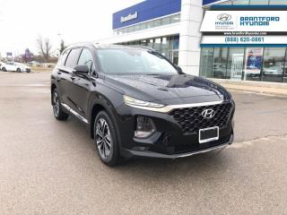 New 2019 Hyundai Santa Fe 2.0T Ultimate w/Dark Chrome Accent AWD  - $261.21 B/W for sale in Brantford, ON