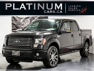 Used 2010 Ford F-150 Harley-Davidson, SUPERCREW, AWD, Sunroof for sale in Toronto, ON