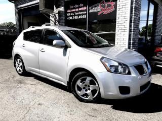 Used 2010 Pontiac Vibe Familiale 4 portes à traction avant for sale in Longueuil, QC