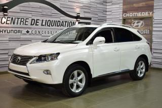 Used 2013 Lexus RX 350 Awd+toit+mags+cuir+c for sale in Laval, QC