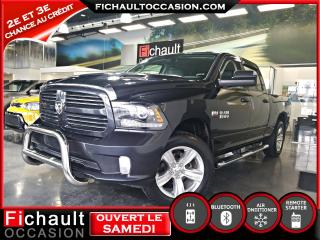 Used 2014 RAM 1500 Sport CREW CAB **** TRES BAS KILOMETRAG for sale in Châteauguay, QC