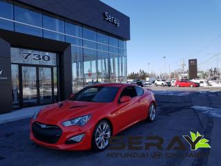Used 2016 Hyundai Genesis 3.8 R-Spec, Showroom for sale in Chambly, QC