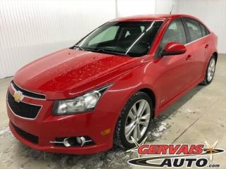 Used 2012 Chevrolet Cruze Lt Rs Turbo A/c Mags for sale in Trois-Rivières, QC