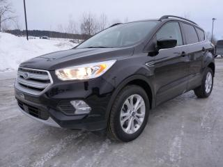 Used 2018 Ford Escape SEL, AWD, GPS, TOIT PANORAMIQUE, CUIR for sale in Vallée-Jonction, QC