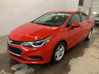 Used 2017 Chevrolet Cruze Lt A/c Mags for sale in Trois-Rivières, QC