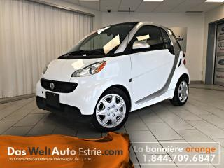 Used 2015 Smart fortwo Passion, Très Bas for sale in Sherbrooke, QC