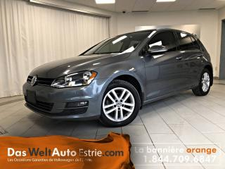 Used 2015 Volkswagen Golf 2.0 TDI Trendline for sale in Sherbrooke, QC