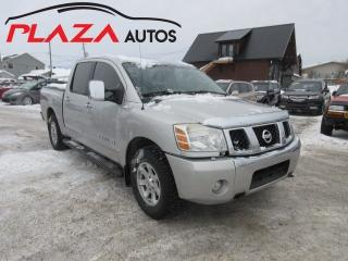 Used 2005 Nissan Titan LE for sale in Beauport, QC